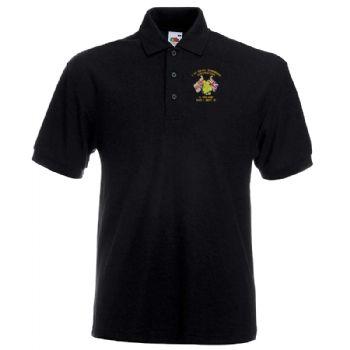 1 TP RE Construction Polo Shirt